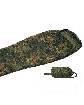 Spací pytel COMMANDO Mil-Tec® - flecktarn