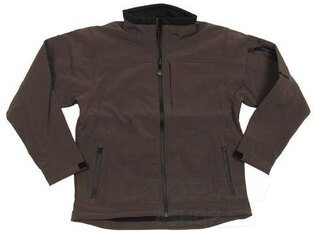 US Soft Shell bunda Flying FOX OUTDOOR® - olivová