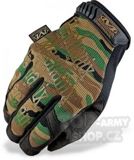 Rukavice MECHANIX WEAR - The Original Covert - woodland