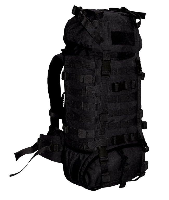 Vojenský batoh Wisport® Raccoonn 45l - černý