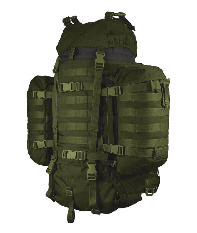 Vojenský batoh Wisport® Raccoonn 85l - oliv