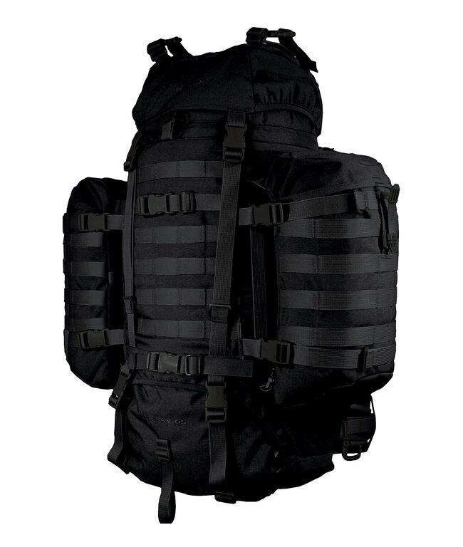 Vojenský batoh Wisport® Raccoonn 85l - černý