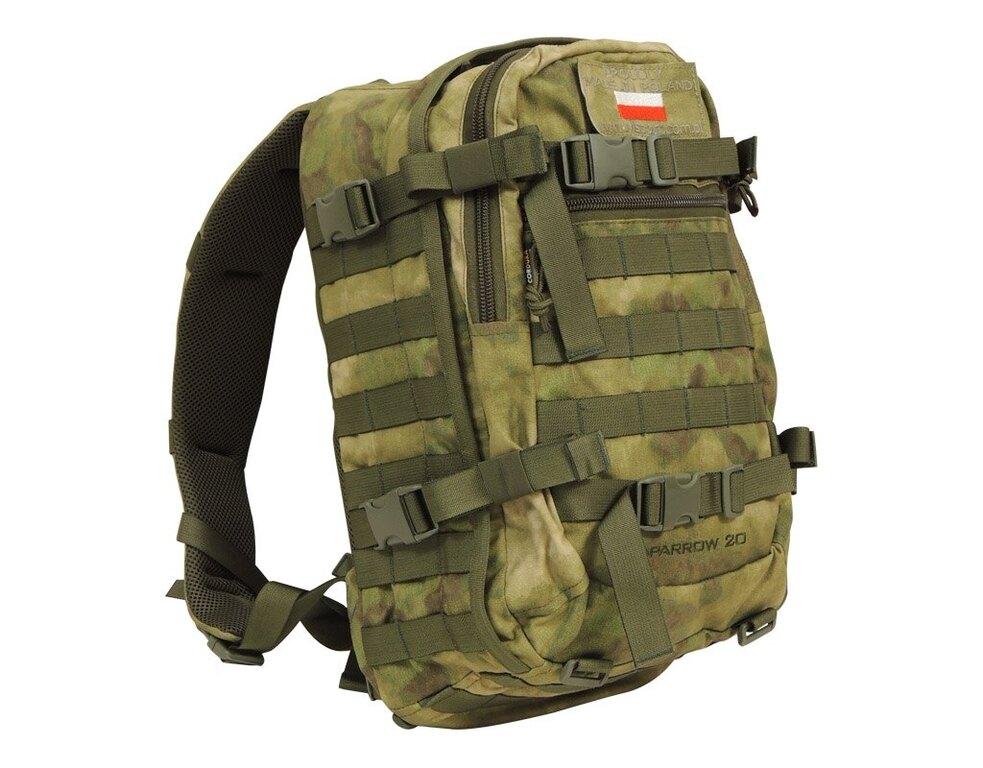 Vojenský batoh Wisport® Sparrow 20l - A-TACS FG