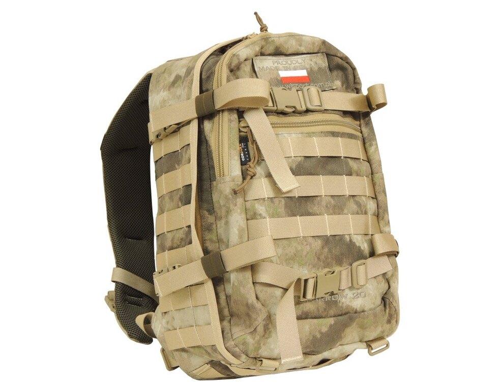 Vojenský batoh Wisport® Sparrow 20l - A-TACS AU