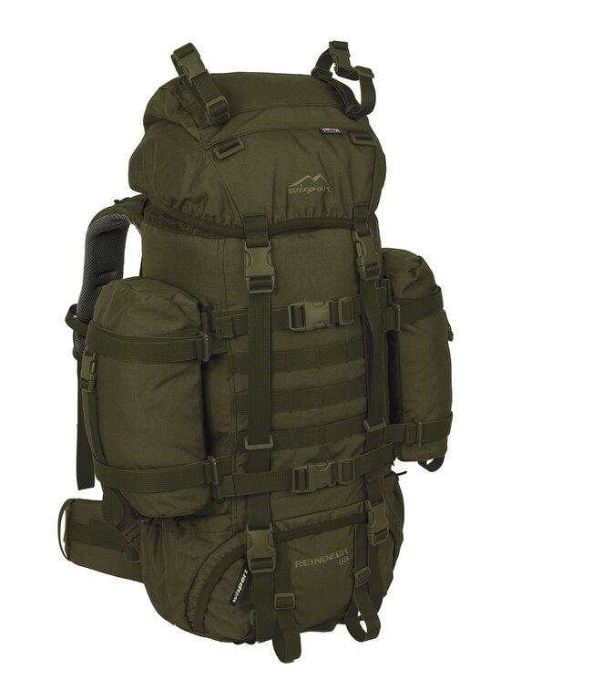 Vojenský batoh Wisport® Reindeer 55l - oliv