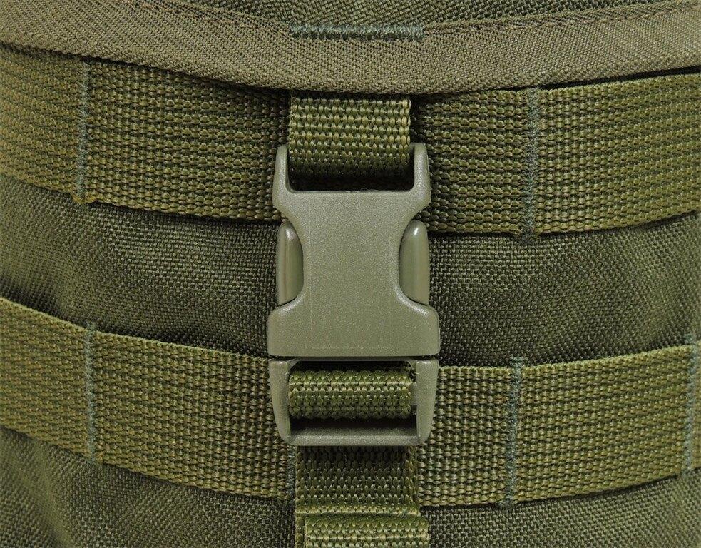 Přídavná boční kapsa Wisport® RACCOON 9 l - oliv
