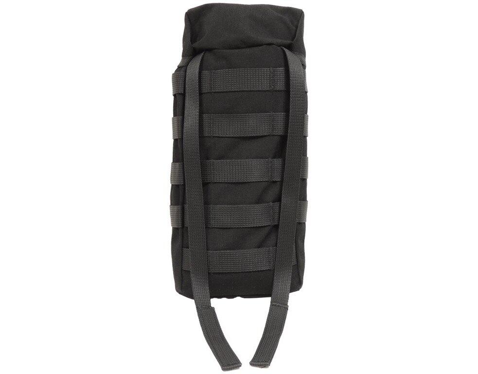 Přídavná boční kapsa Wisport® RACCOON 9 l - černá