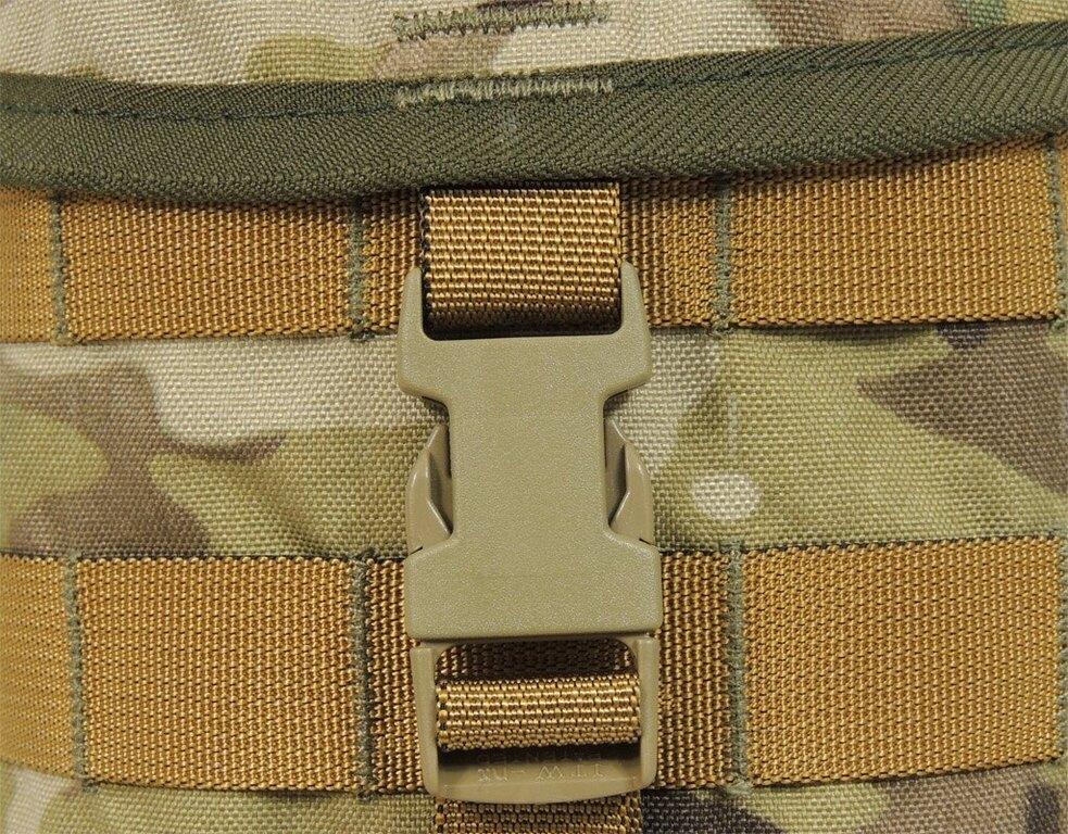Přídavná boční kapsa Wisport® RACCOON 9 l - multicam