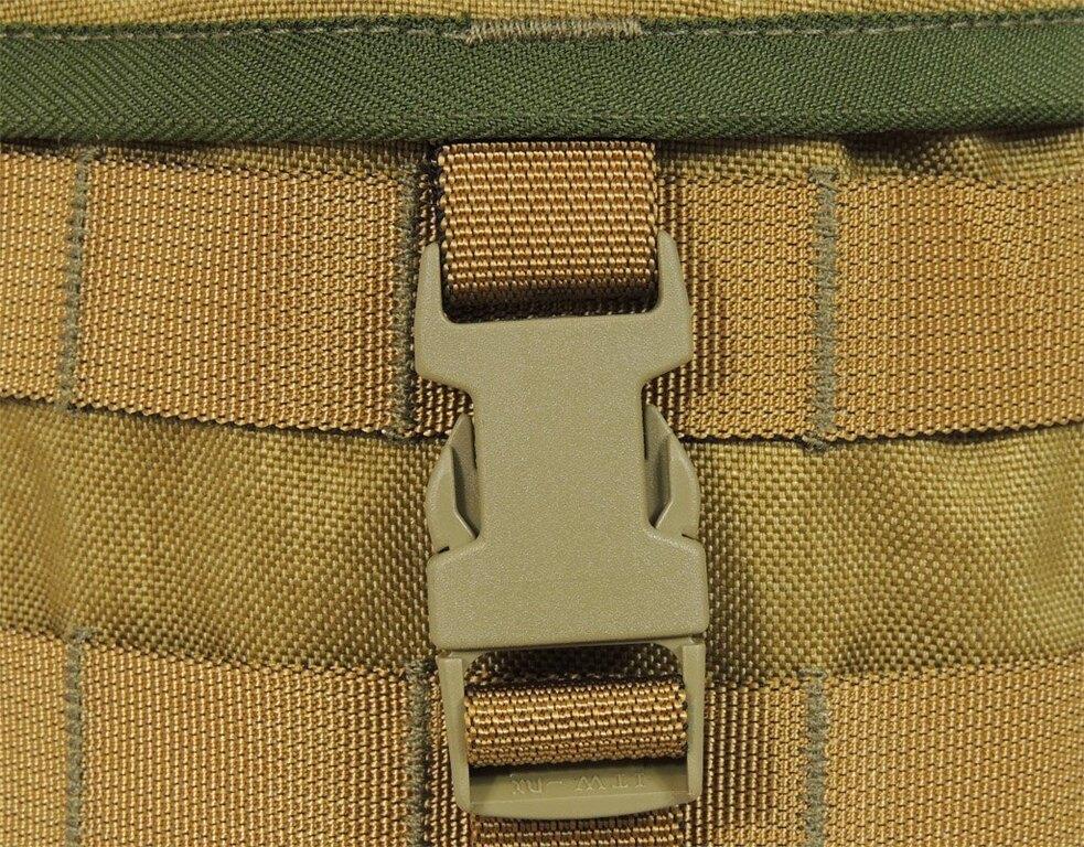 Přídavná boční kapsa Wisport® RACCOON 9 l - coyote