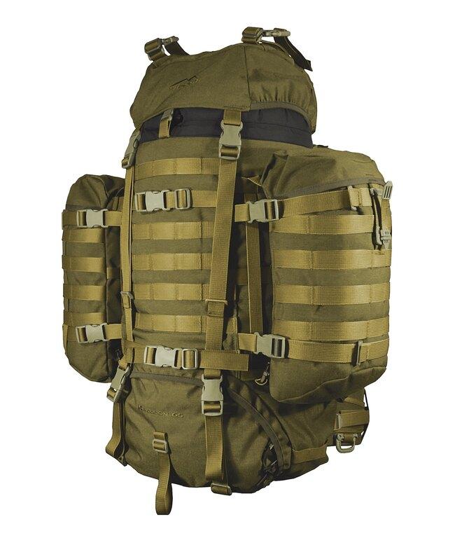Vojenský batoh Wisport® Raccoon 65l - coyote