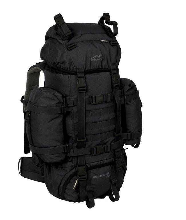 Vojenský batoh Wisport® Reindeer 55l - černý