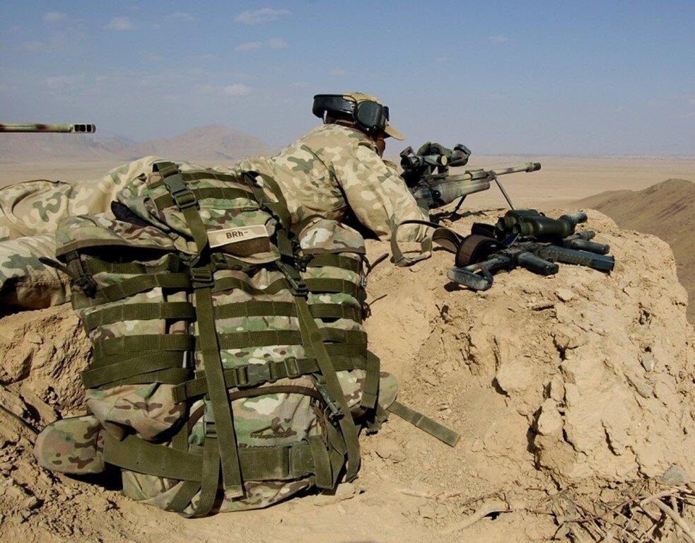 Vojenský batoh Wisport® Whistler - oliv