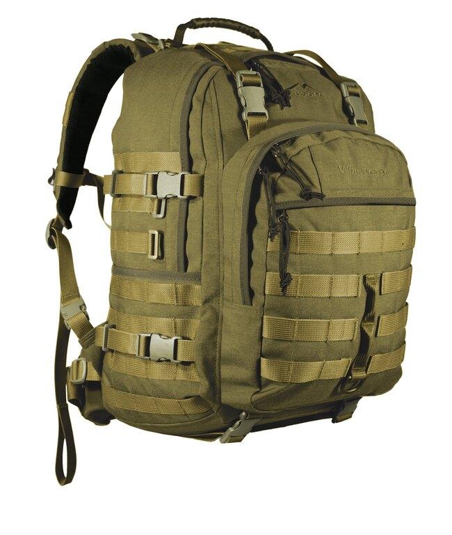 Vojenský batoh Wisport® Whistler 35l - coyote