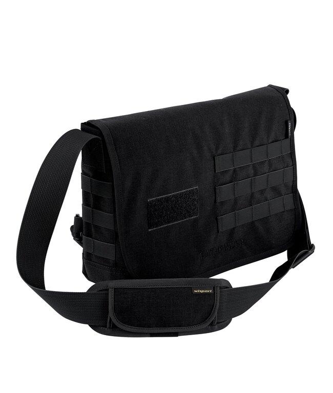 Taška na rameno Wisport® Pathfinder - černá