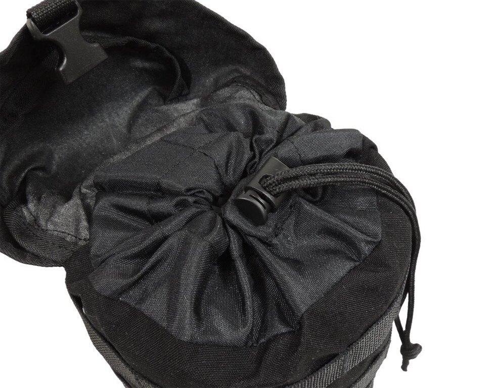Přídavná boční kapsa Wisport® SPARROW 5l - černá