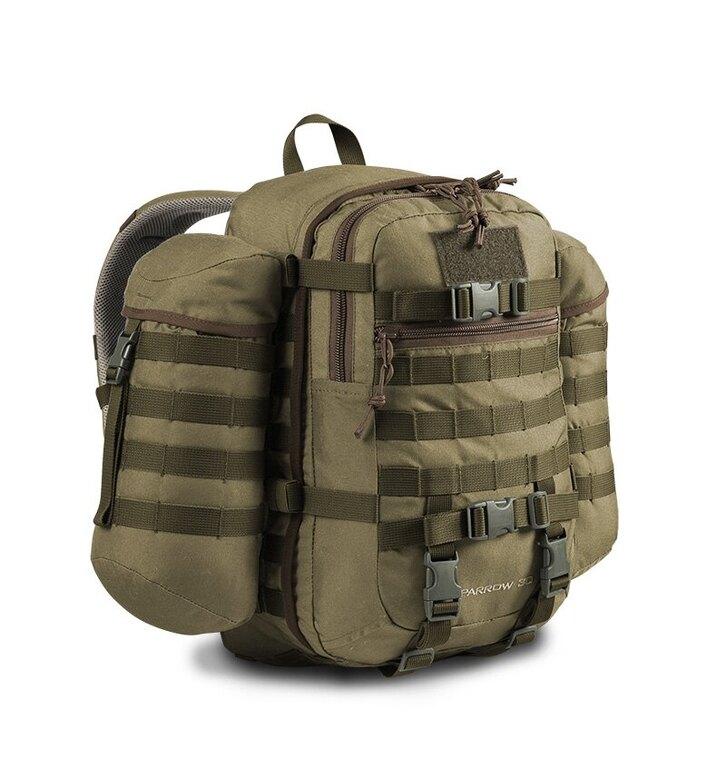 Vojenský batoh Wisport® Sparrow 30l - černý