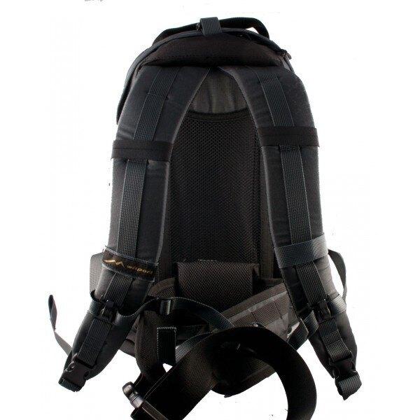 Vojenský batoh Wisport® Caracal 22l - černý