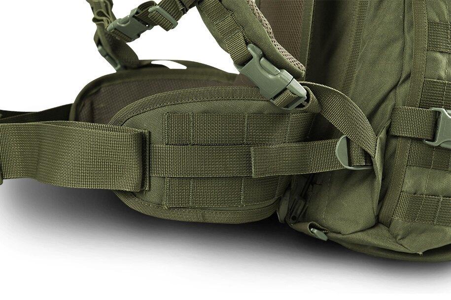 Vojenský batoh Wisport® Caracal 22l - zelený