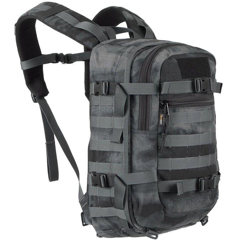 Vojenský batoh Wisport® Sparrow 20l - A-TACS LE