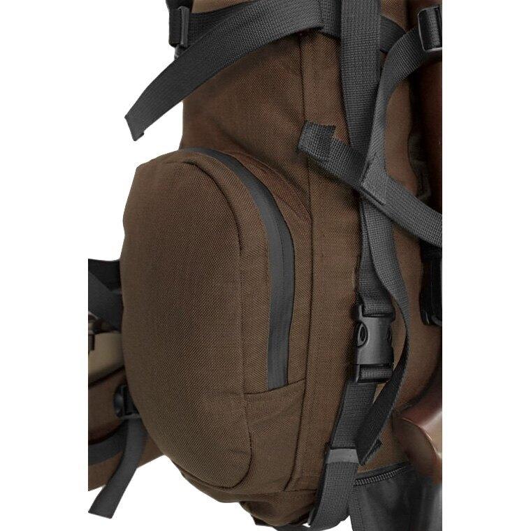 Lovecký batoh Wisport® Woodcraft - hnědý
