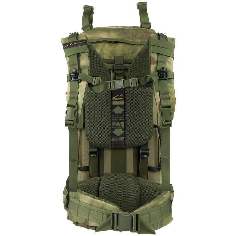 Vojenský batoh Wisport® Raccoon 45l - A-TACS FG
