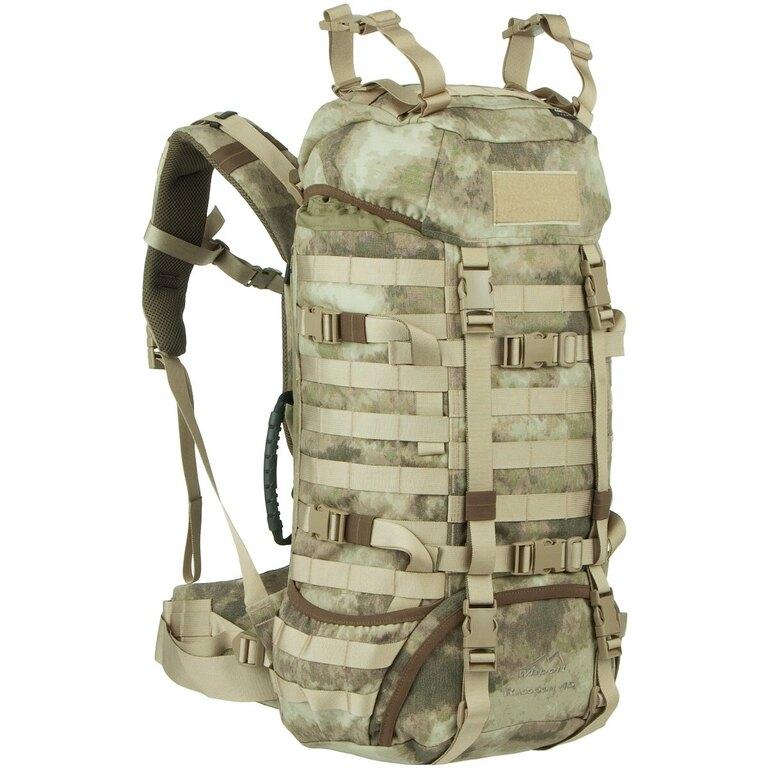 Vojenský batoh Wisport® Raccoon 45l - A-TACS AU