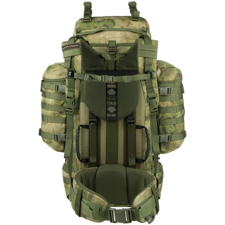 Vojenský batoh Wisport® Raccoon 65l - A-TACS FG