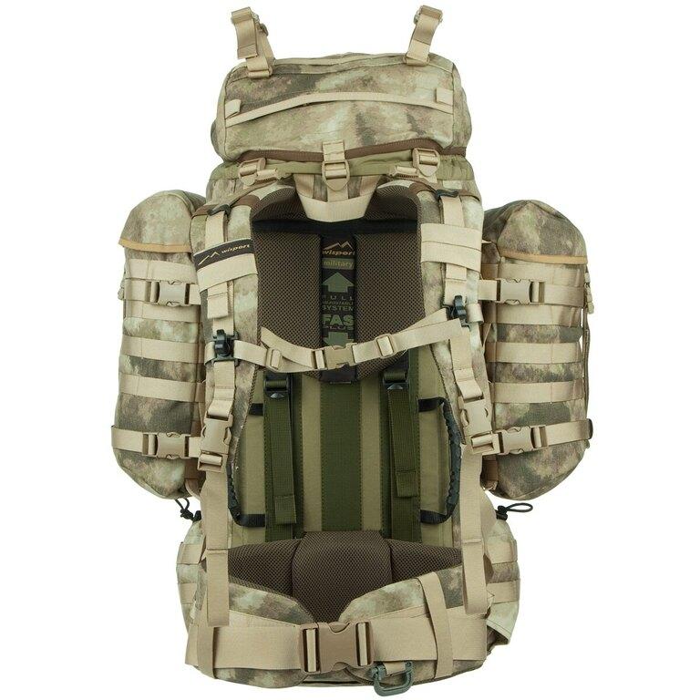 Vojenský batoh Wisport® Raccoon 65l - A-TACS AU