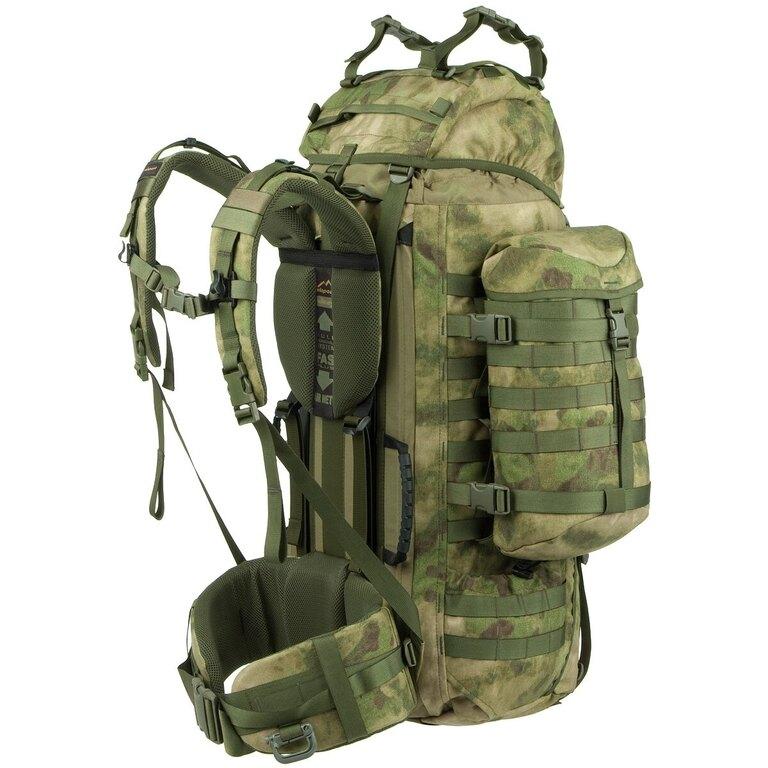 Vojenský batoh Wisport® Raccoon 85l - A-TACS FG