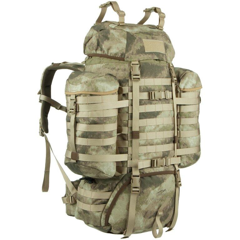 Vojenský batoh Wisport® Raccoon 85l - A-TACS AU