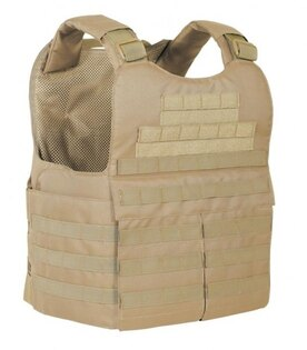 Nosič plátů Heavy Armor Carrier Voodoo Tactical - coyote