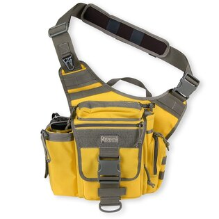 Brašna na rameno MAXPEDITION® Jumbo™ Versipack® - safety yellow