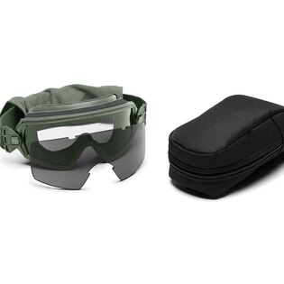 Taktické balistické brýle OTW SMITH OPTICS® - sada, foliage green