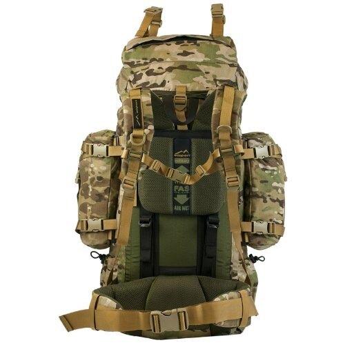 Vojenský batoh Wisport® Reindeer 75l - Multicam