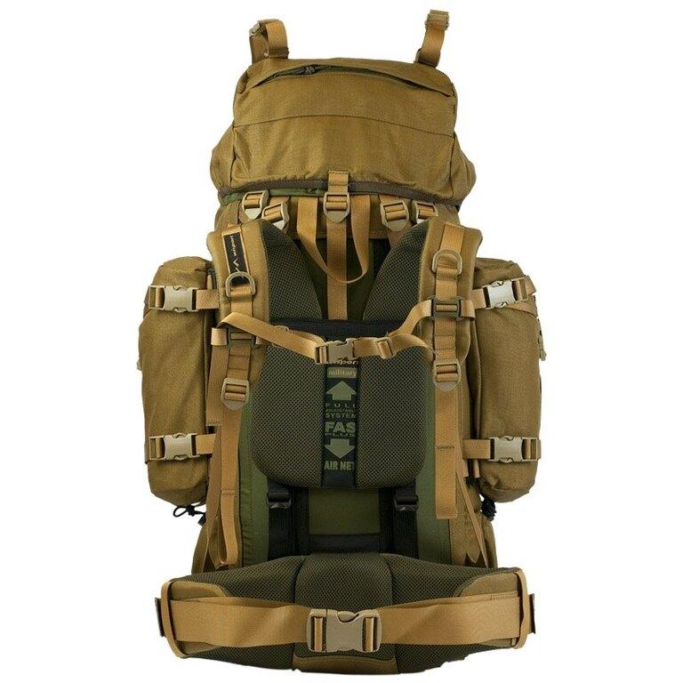 Vojenský batoh Wisport® Reindeer 75l - coyote