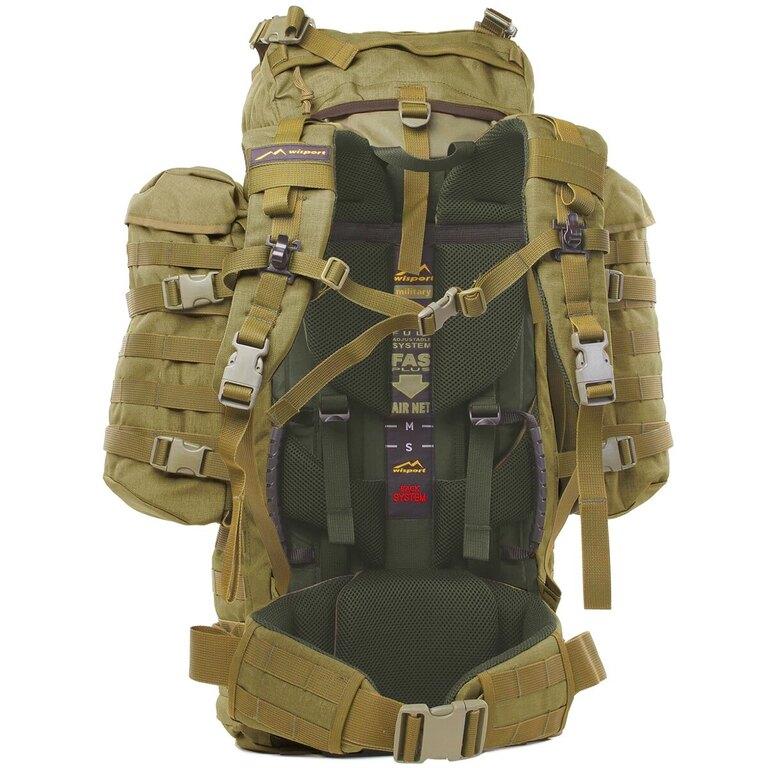 Vojenský batoh Wisport® Wildcat 55l - coyote