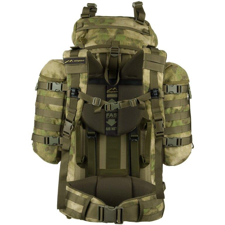 Vojenský batoh Wisport® Wildcat 55l - A-TACS - FG