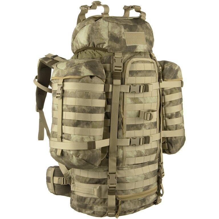 Vojenský batoh Wisport® Wildcat 55l - A-TACS - AU