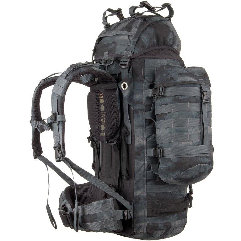 Vojenský batoh Wisport® Wildcat 55l - A-TACS - LE