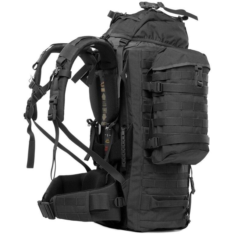 Vojenský batoh Wisport® Wildcat 55l - černý