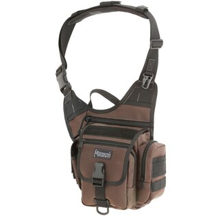 Brašna MAXPEDITION® Fatboy™ Versipack® S-type™ - Dark Brown