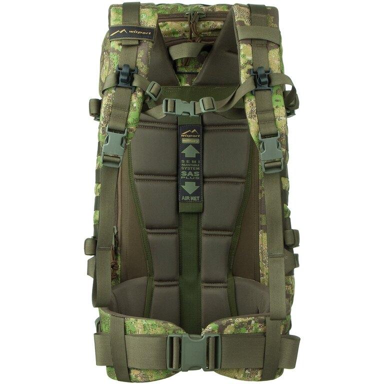 Batoh Wisport® ZipperFox 40l - PenCott GreenZone
