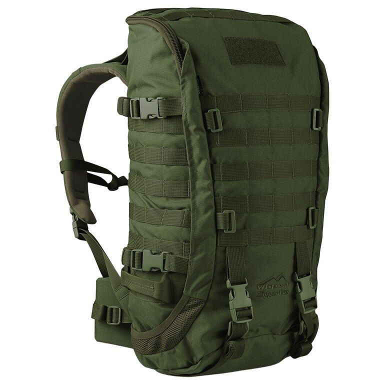 Batoh Wisport® ZipperFox 40l - Olive Green