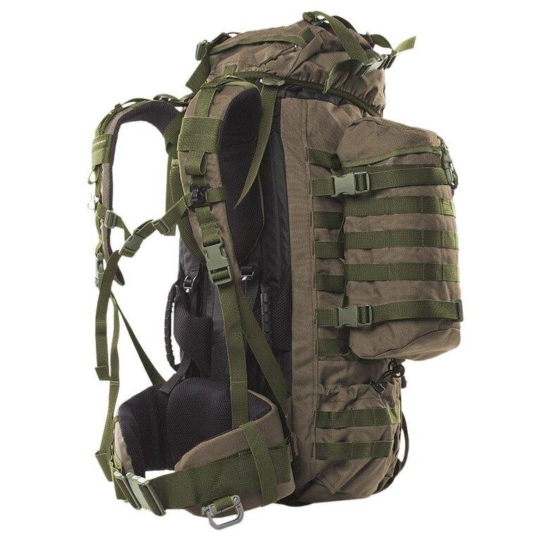 Vojenský batoh Wisport® Raccoon 85l - RAL - 7013