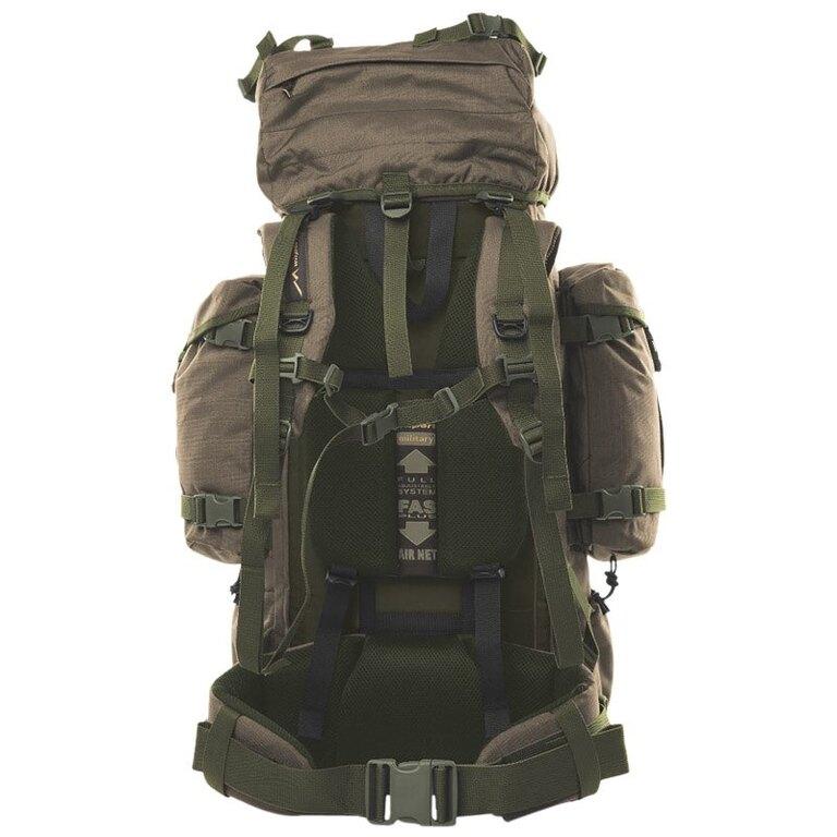 Vojenský batoh Wisport® Reindeer 75l - RAL - 7013