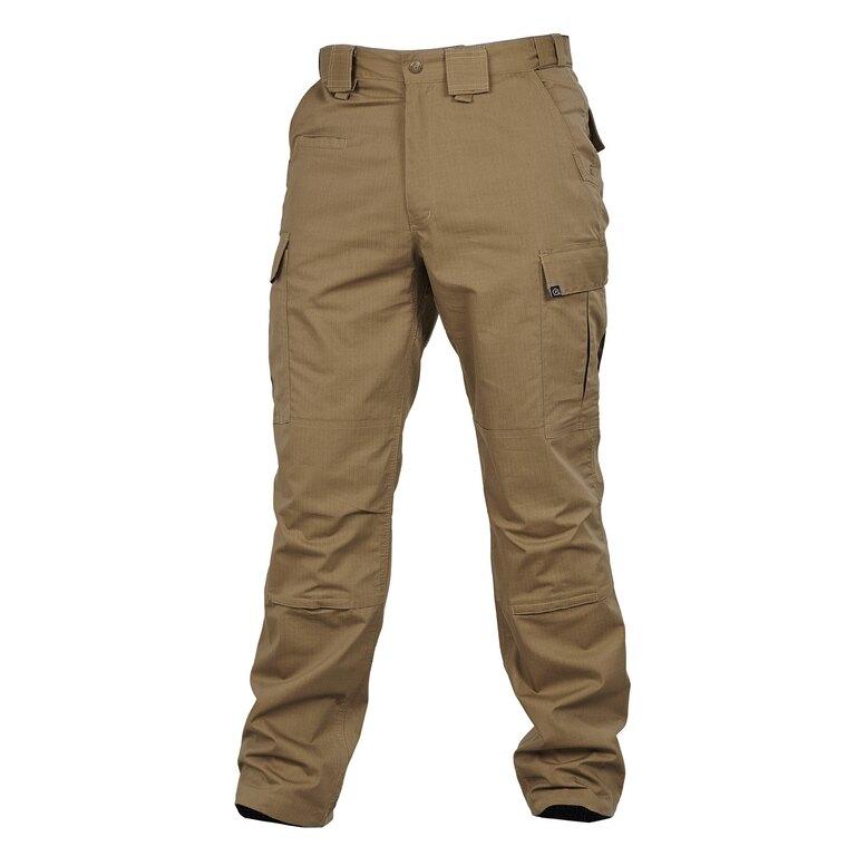 Taktické kalhoty PENTAGON® T-BDU Rip Stop – coyote