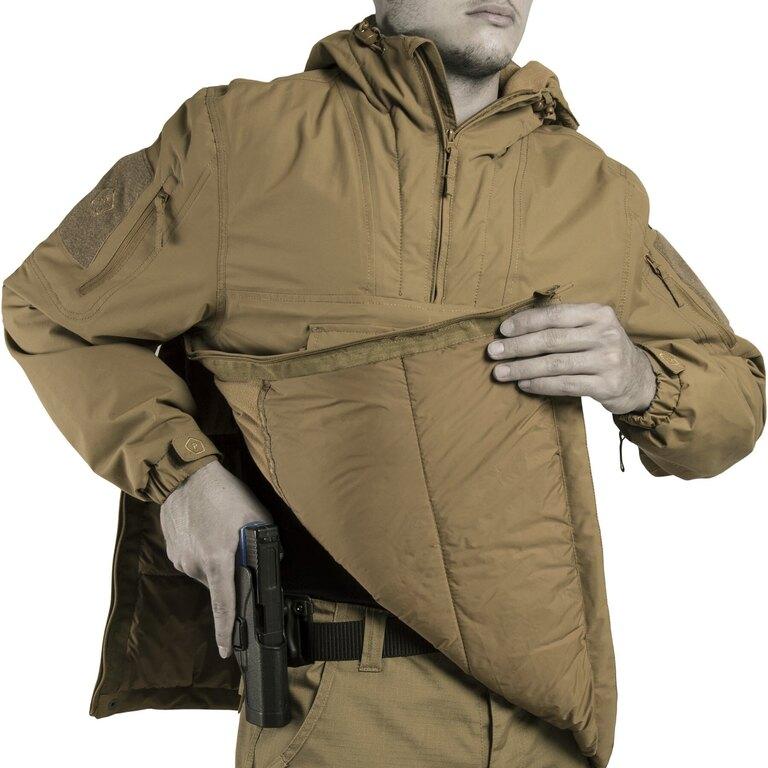Bunda Ultimate Urban Tactical Anorak PENTAGON® - černá