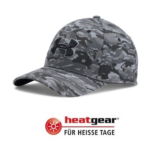 Kšiltovka UNDER ARMOUR® Printed Blitzing HeatGear® - Camo