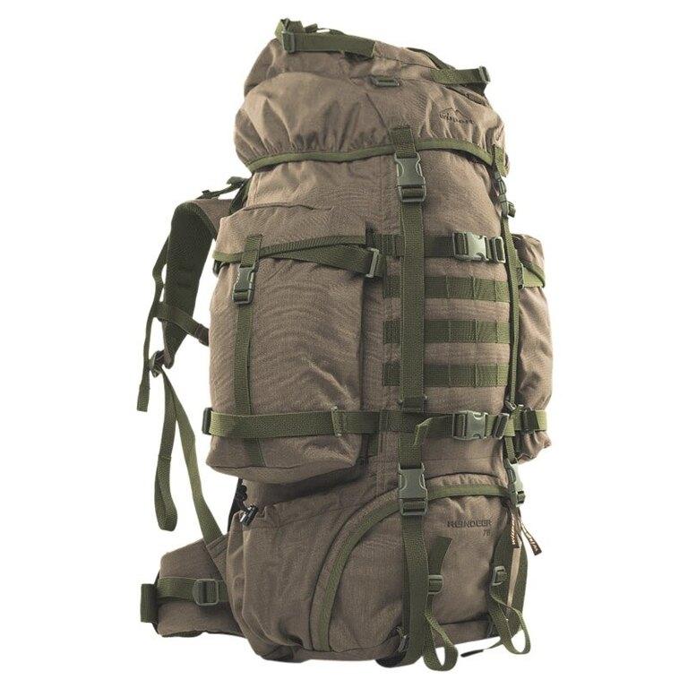 Vojenský batoh Wisport® Reindeer 55l - RAL 7013
