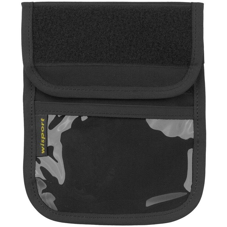 Pouzdro na doklady Wisport® Patrol - černé